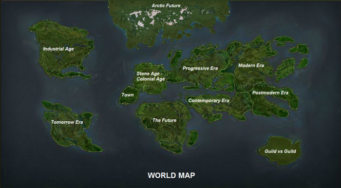Karte Der Kontinente Foe.Forge Of Empire Karte Karte